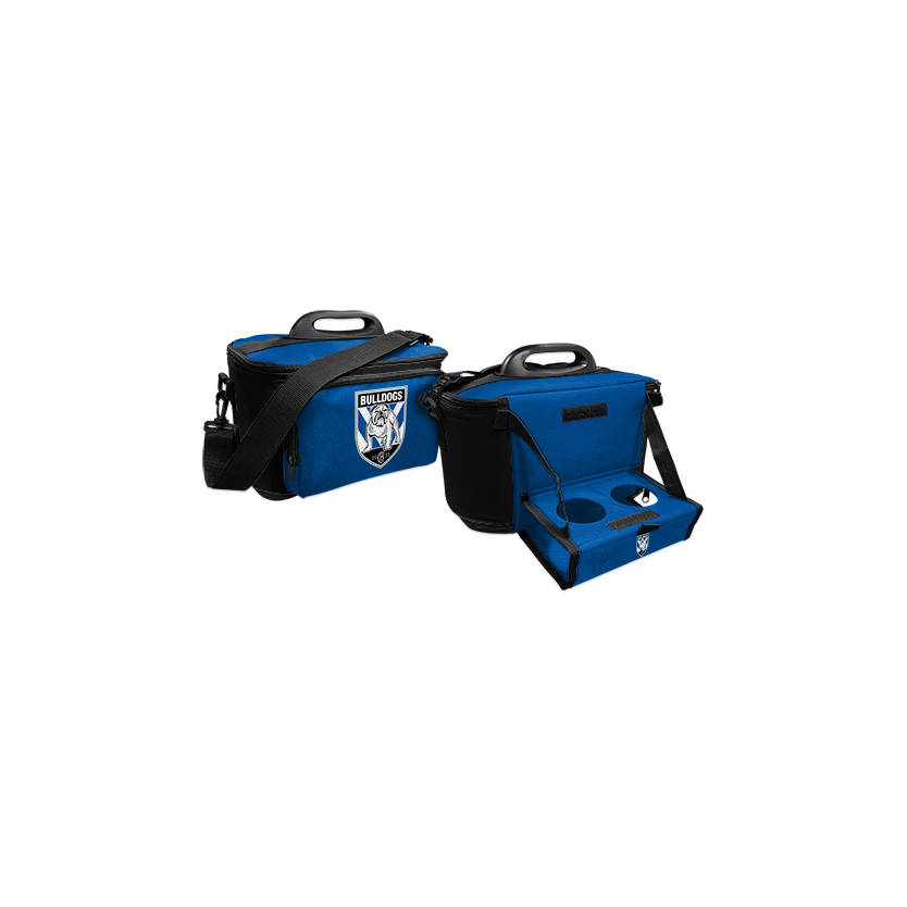 Bulldogs Cooler Bag with Tray0