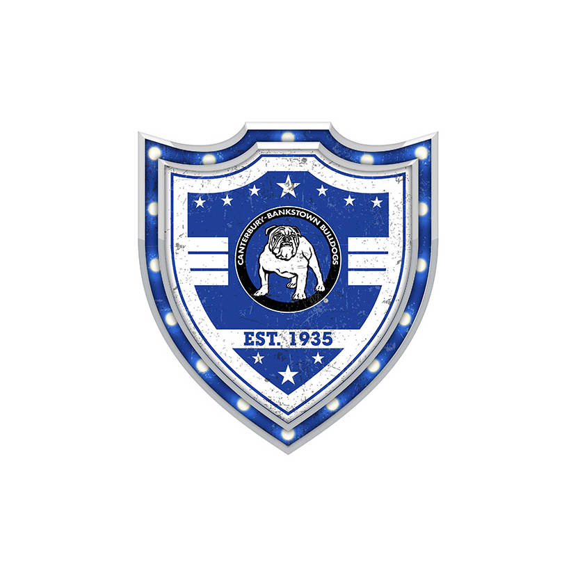 BULLDOGS HERITAGE L/UP SIGN0